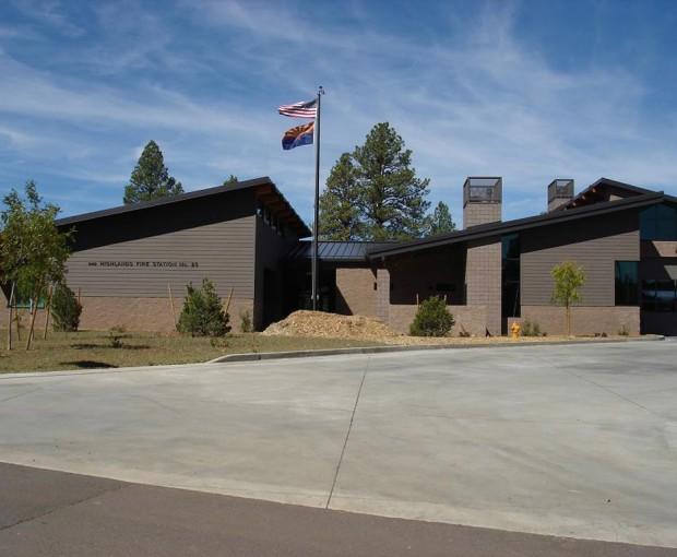 Highland Fire Station