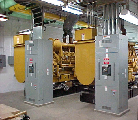 Caterpillar Diesel Generators